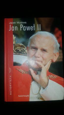 Jan Paweł II  książka książki