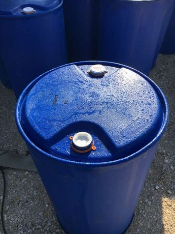Barricas bidões 220 litros plástico