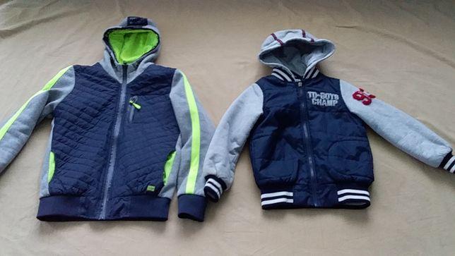 Куртка детская для мальчика . бомбер Cars Jeans-оригинал-12;128/134