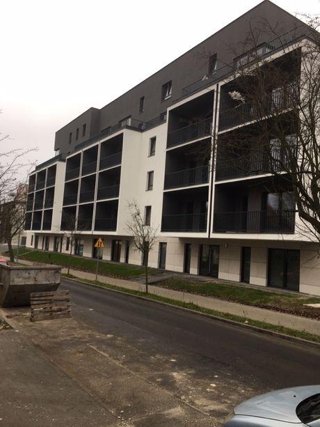 mieszkanie apartament 83 mkw stan deweloperski ul. Chopina Bydgoszcz