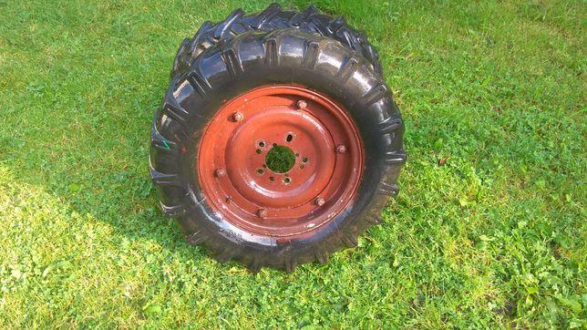 koła opony 16-600, traktorek SAM, DZIK