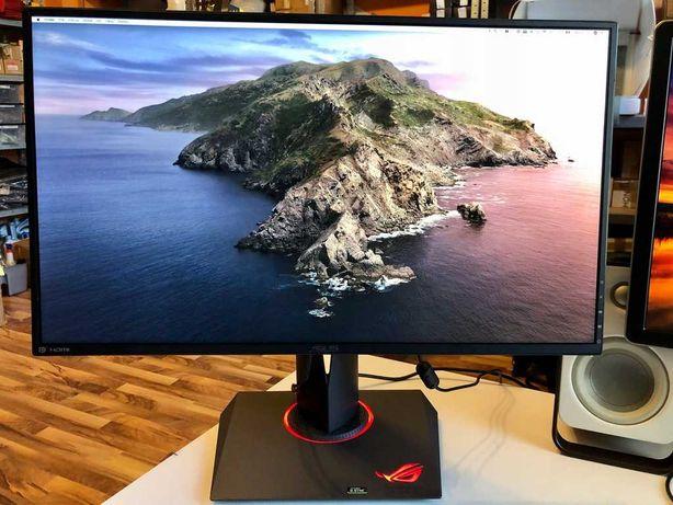 Monitor ASUS ROG Swift PG279Q 144hz 1440p 27 cali g sync gamingowy 165