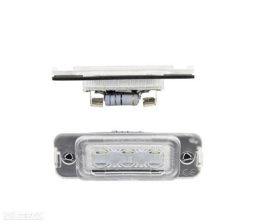 LUZ DE MATRICULA LED MERCEDES-BENZ CLASSE GL X164 2006-2012