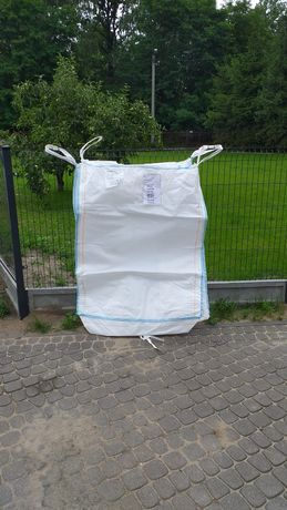 Big bag worki po cukrze na zborze 140 cm. Big bagi worek bag