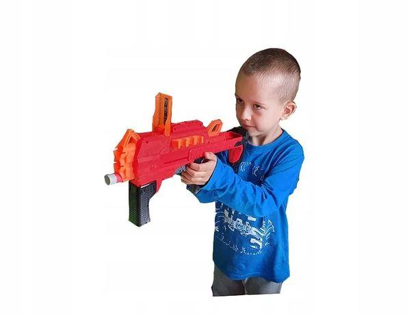 Hit !!! pistolet NERF MEGA BULLDOG E3057 Mikołaj świeta prezent