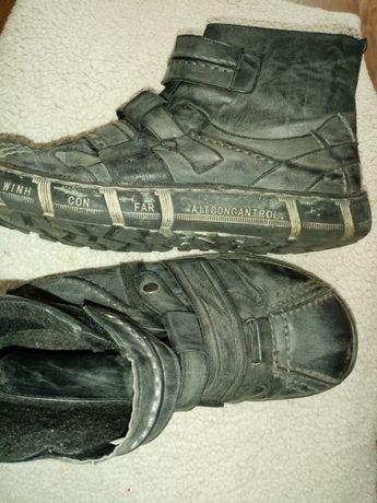 Ботинки подросток 38р
