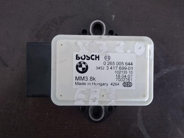 BMW X3 E83 E91 E92 E90 X1 E84 czujnik szybkosci obrotów DSC