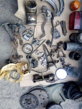 К750 -поршня,шатуни,лапки,карданна вилка