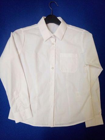 Школьная рубашка, блузка, George, 9-10