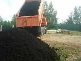 Доставка песок, щебень, отсев, бутт, чернозем, перегной. Вывоз мусора.