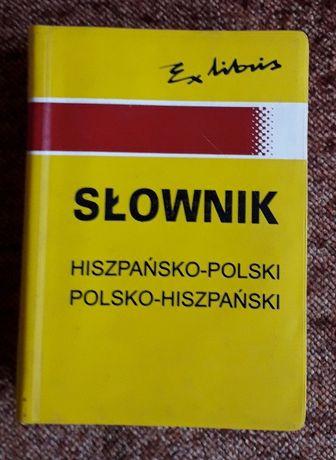 Słownik hiszpańsko-polski,polsko-hiszpański