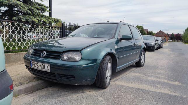 VW Golf 4 1.9TDI na części w całości. Zarejestrowany