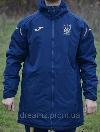 Зимняя куртка сборной Украины Joma UKRAINE - FFU209031.18 - оригинал