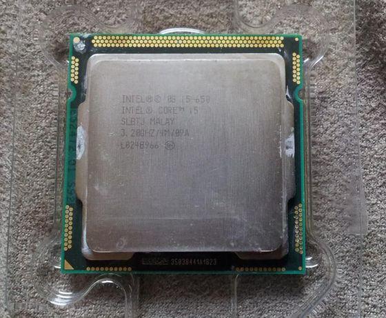 Processador Core I5-650 3.20Ghz
