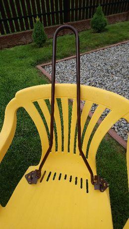 Noga składana do stolika w przyczepie lub kamperze.