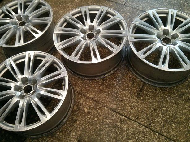 Диски R 19 легкосплавные литые комплект 5*112 Audi VW Mercedes