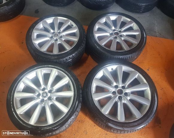 Jantes Jaguar xf  245/40 R19
