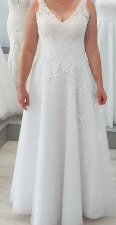 Suknia ślubna salon Alicja