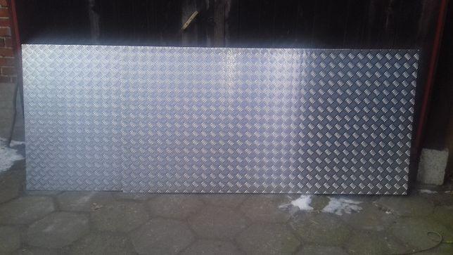 blacha aiuminiowa ryflowana 2mm