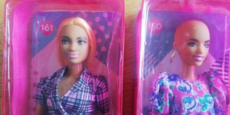 2 lalki BARBIE - komplet w opakowaniach wielorazowych NOWE