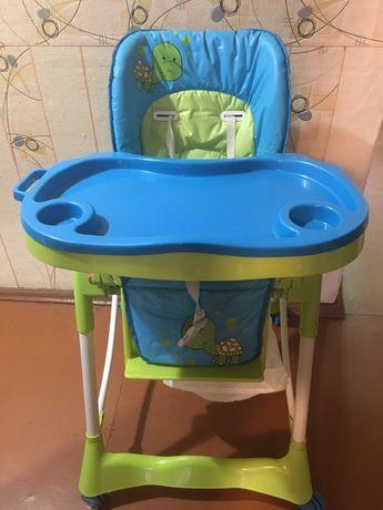 Продам стульчик для кормления от 6 месяцев