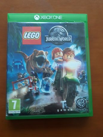Gra Lego Jurassic World na Xbox one