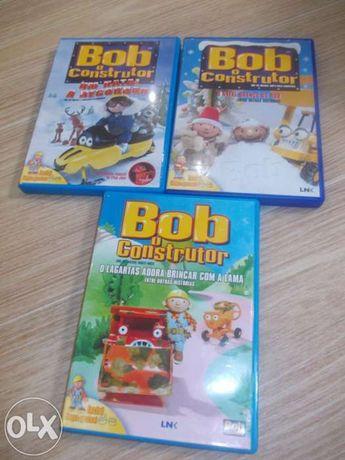 Dvd Bob Construtor