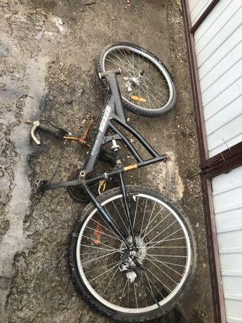 Велосипед требует ремонта