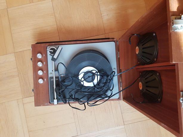 Gramofon unitra wg-581f