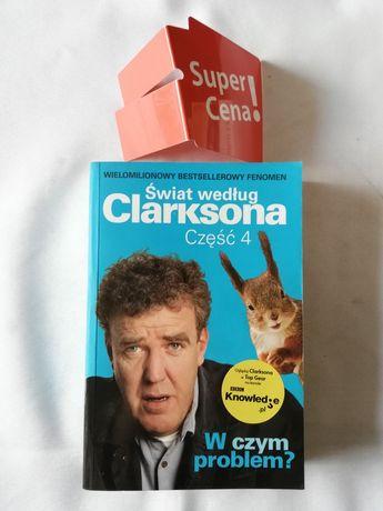 """książka """"świat według Clarksona"""" cz 4"""