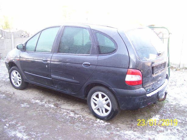 Renault Scenic sprowadzony na częćsi 2003 r