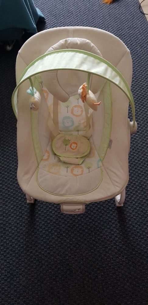 Espreguicadeira bébé Gâmbia-Pontes-Alto Guerra - imagem 1