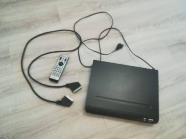 Odtwarzacz DVD Easy Touch ET-611U