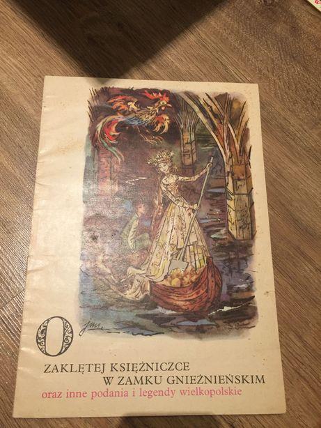 """Ilustracje - Marcin Szancer.""""O zaklętej księżniczce w zamku"""