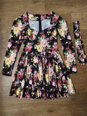Женское платье,44 размер