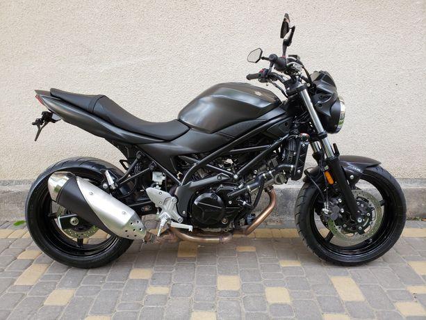Мотоцикл Suzuki SV 650i