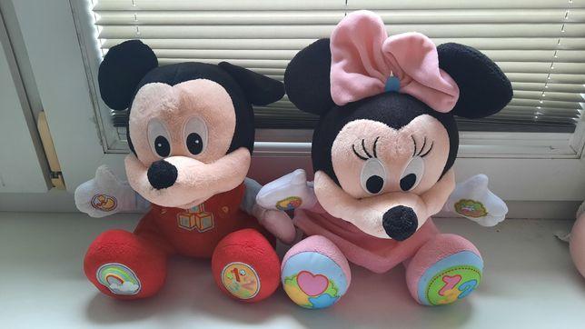 Miki i Mini Maskotki interaktywne