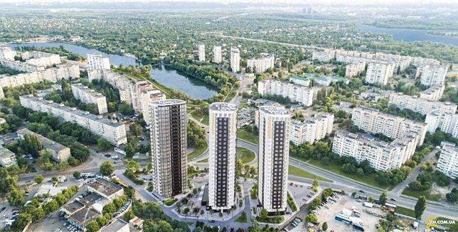 Продажа 2к-ной квартиры на ул. Николая Кибальчича 2. Дом №3