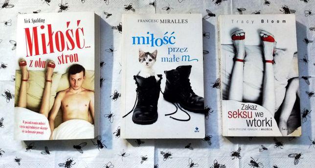 Zakaz seksu we wtorki | Miłość przez małe m |Miłość z obu stron+GRATIS