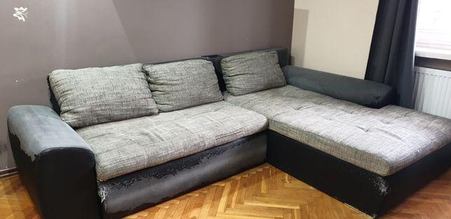 Narożnik/kanapa duży