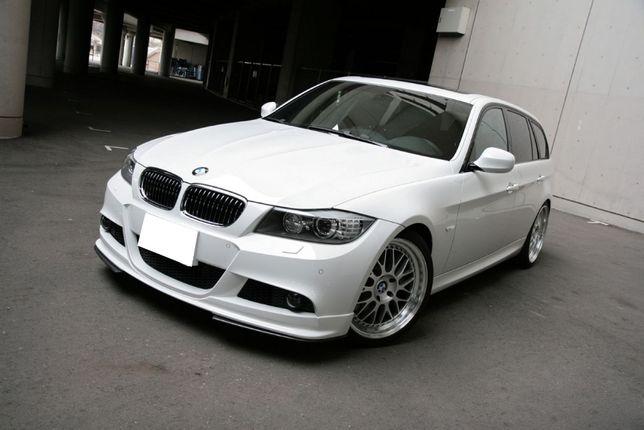 Dokładki Progowe BMW E90/E91 09-11 M-PAKIET