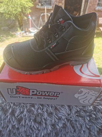 NOWE buty robocze firmy U Power