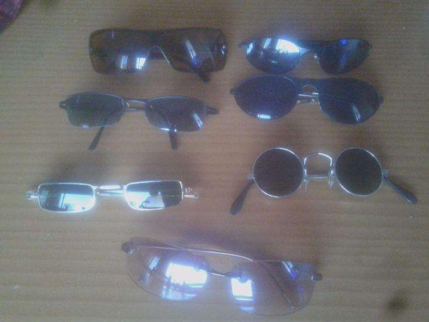 Conjunto de óculos de sol - Várias Marcas