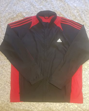 Kurtka przejściowa sportowa męska Adidas XL Clima365 Climaproof