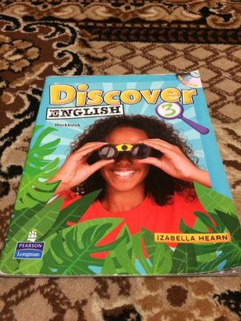 Рабочая тетрадь по английскому языку discover