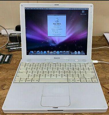 Ноутбук Apple iBook G4