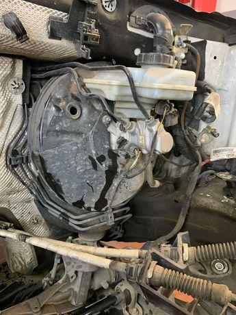 ГТЦ главный тормозной цилиндр Skoda A7 1.8 TSI VW Audi VAG