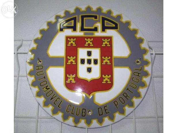 Placa Esmaltada ACP