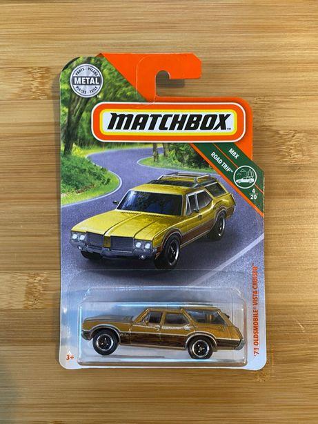 Matchbox Oldsmobile Vista Cruiser [2019]