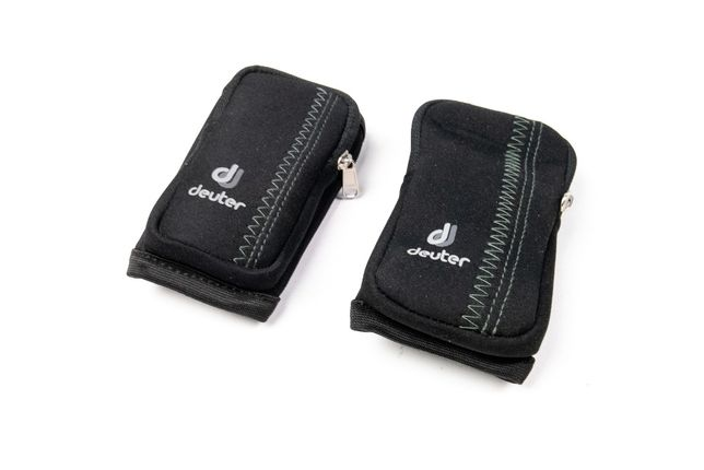 Bolsas neoprene Deuter p/ GPS ou telemóvel gsm, p/ prender na mochila